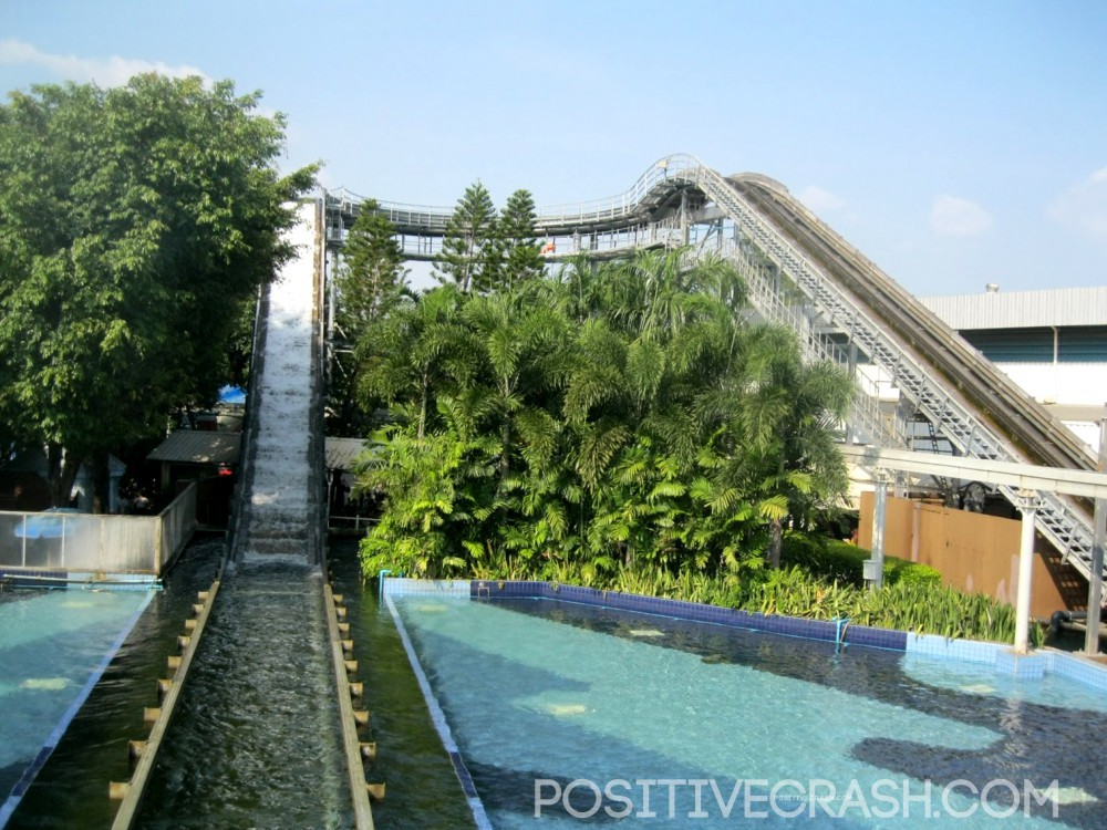 Dreamworld Bangkok - Super Splash