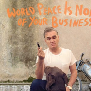 "Перевод песни Morrissey  ""World Peace Is None Of Your Business"""